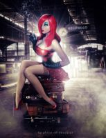 Jessica Rabbit by Christ-Off