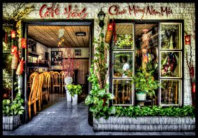 Cafe Hang by apocalic