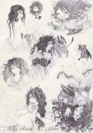 - COMMISSION - Bellamy Sketchpage by ooneithoo