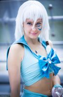 Sailor Princess Kida preview by Isadorada
