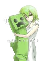 Everyone loves creepers by RMD050