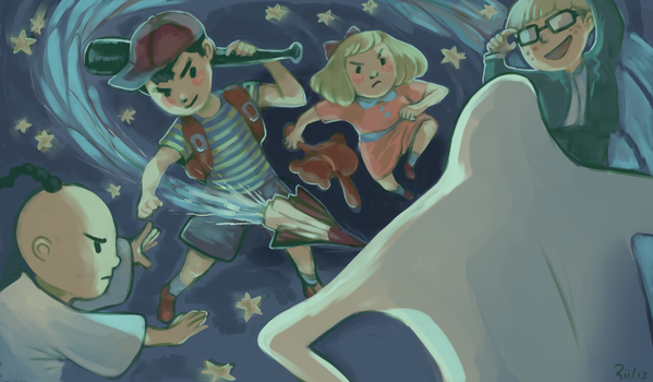 earthbound by starsweep