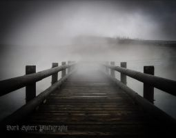 Path through the mist by jasonthe5150