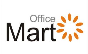 logo for office mart-1 by vthinkbig