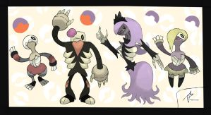 Undead Fakemon by TRspicy