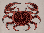 Celtic Crab by KytheraOA