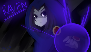 Raven by I-am-just-a-human