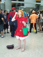 Ponyo cosplay 5 by squkyshoes