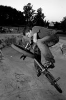 Shooting bmx 2 by Obscurity-Doll