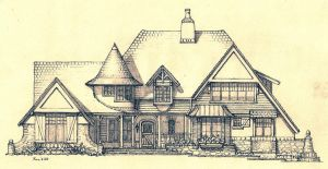 House elevation num158 by Built4ever