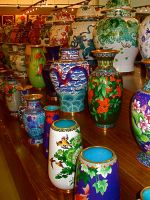 Cloisonne Jars by CrimsonGriffin