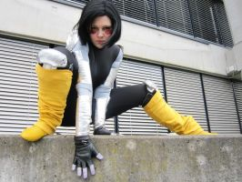 Battle Angel Alita by Marthago