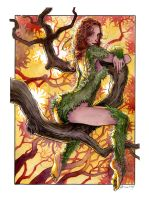 Poison Ivy 2 by DanielGovar