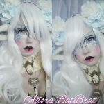 Blue fawn (necklace by Pinkabsinthe) by Pinkabsinthe