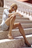 Joy On The Stairs (N.G.S.) by AS-Dimension-Z