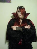 Me In My Halloween Costumes by Monster51