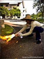 play with fire.. by AlipSuhaimi