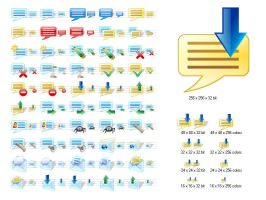 Messenger Icons for Vista by mikeconnor7