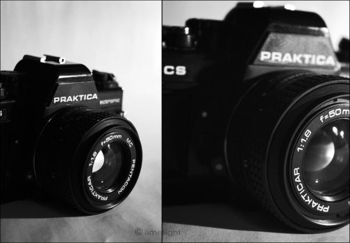 praktica by liimeliight