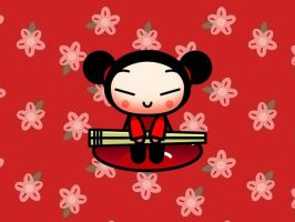 Pucca by BlackDog123