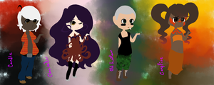 (CLOSED) free adoptables 2. Candlelight by Lashings