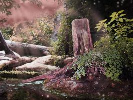 Fantasy Background eight by Pickyme