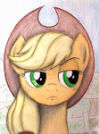 Skeptical AJ is Skeptical by TheFriendlyElephant
