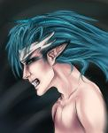 Grimmjow by nercali
