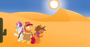 Is There a Cutie Mark for Desert Exploration? by extremeasaur5000