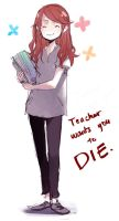 Teacher by demitasse-lover