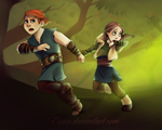 CM keep Running! by Cuine
