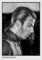 Zachary Quinto by ReneSanse