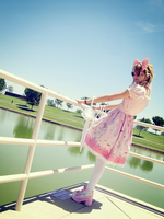 Lolita: Green Lake by P0kyu