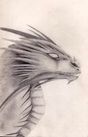 Dragon by JayaElle