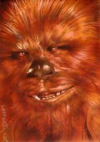 Chewbacca by JeffLafferty