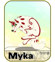 Myka Float [Animation] -gift- by BluePawProductions