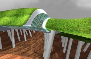 Green Roof by ThEiUfO
