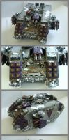 Land Raider Crusader Commission by Noveros