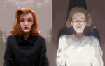 Death and Life of Dana Scully by Super-Cute
