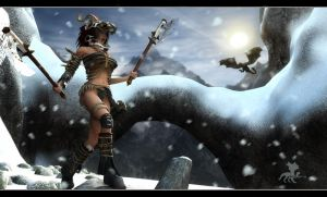 The Forsworn by Sarquindi