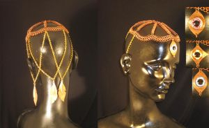 Chakra Headdress by spacekitten