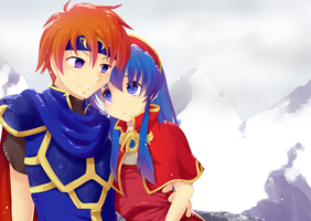 Secret Santa: Roy n' Lilina by PuddingPlushiePalace
