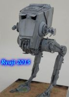 Bandai AT-ST05 by celsoryuji