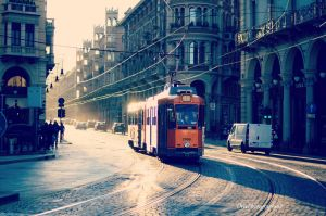 tram HD by OviXPhotography
