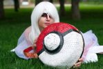 Pokeball or Foongus? by HeatherCosplay