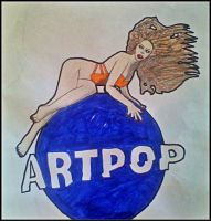 artRAVE Photoshoot Drawing #2 by MonsterH2O