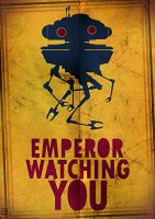 emperor watching u by cunaka