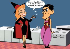Bewitched Spellcheck by Brandtk