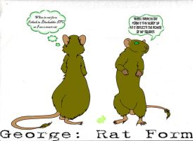 George: rat by Khthonia