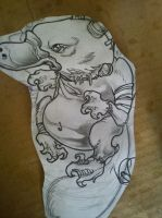 platypus tattoo project by GustavoAragao